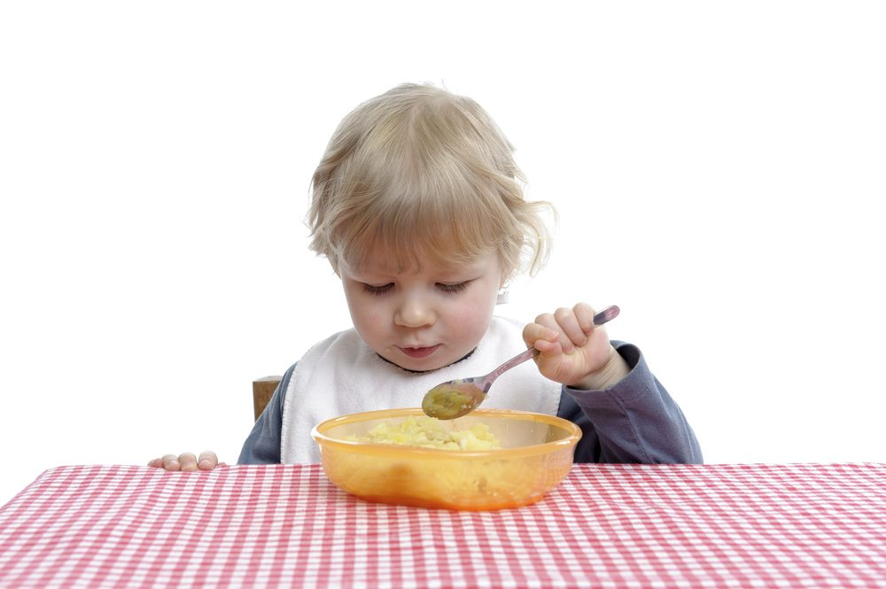Minden babának édesburgonyát kellene fogyasztania
