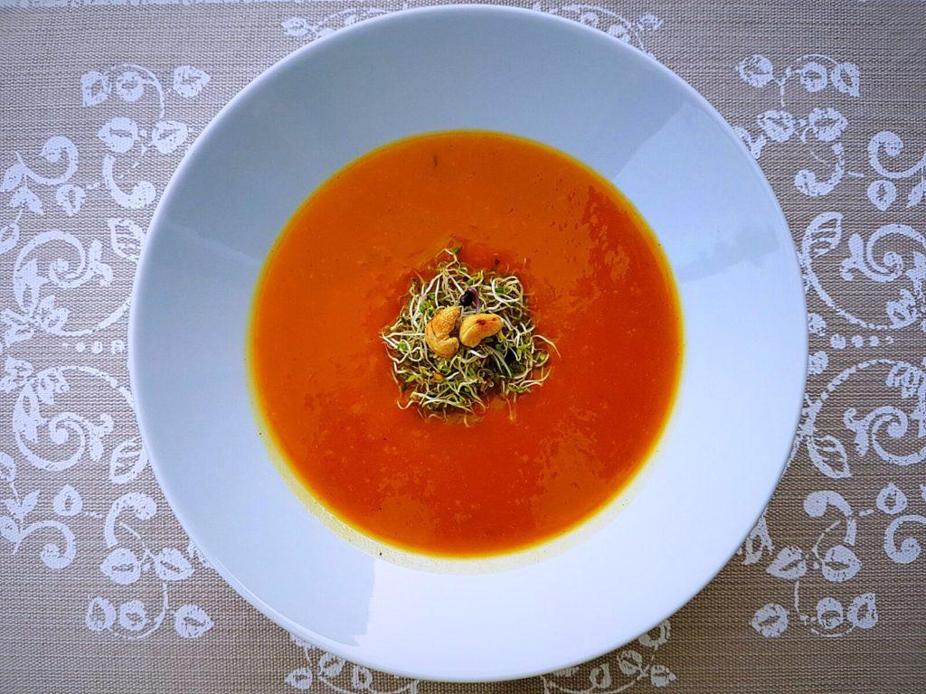 édesburgonya leves